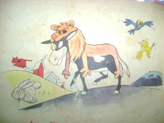 El Asno Vestido con Piel de León