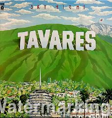 Tavares - Sky High ( Disco, Soul )