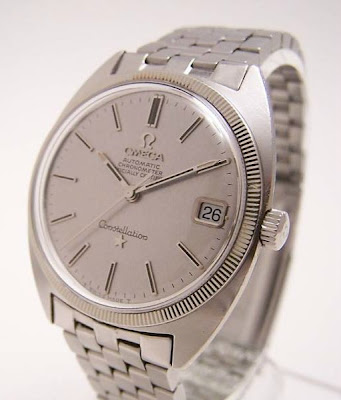 Omega Constellation Watch c Shape
