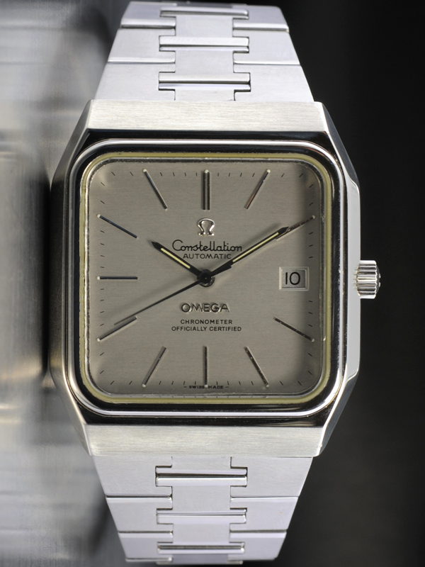 Omega Constellation Tv Dial