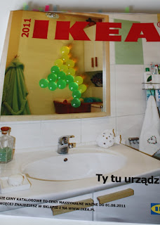 W Domu U Jagi Katalog Ikea 2011