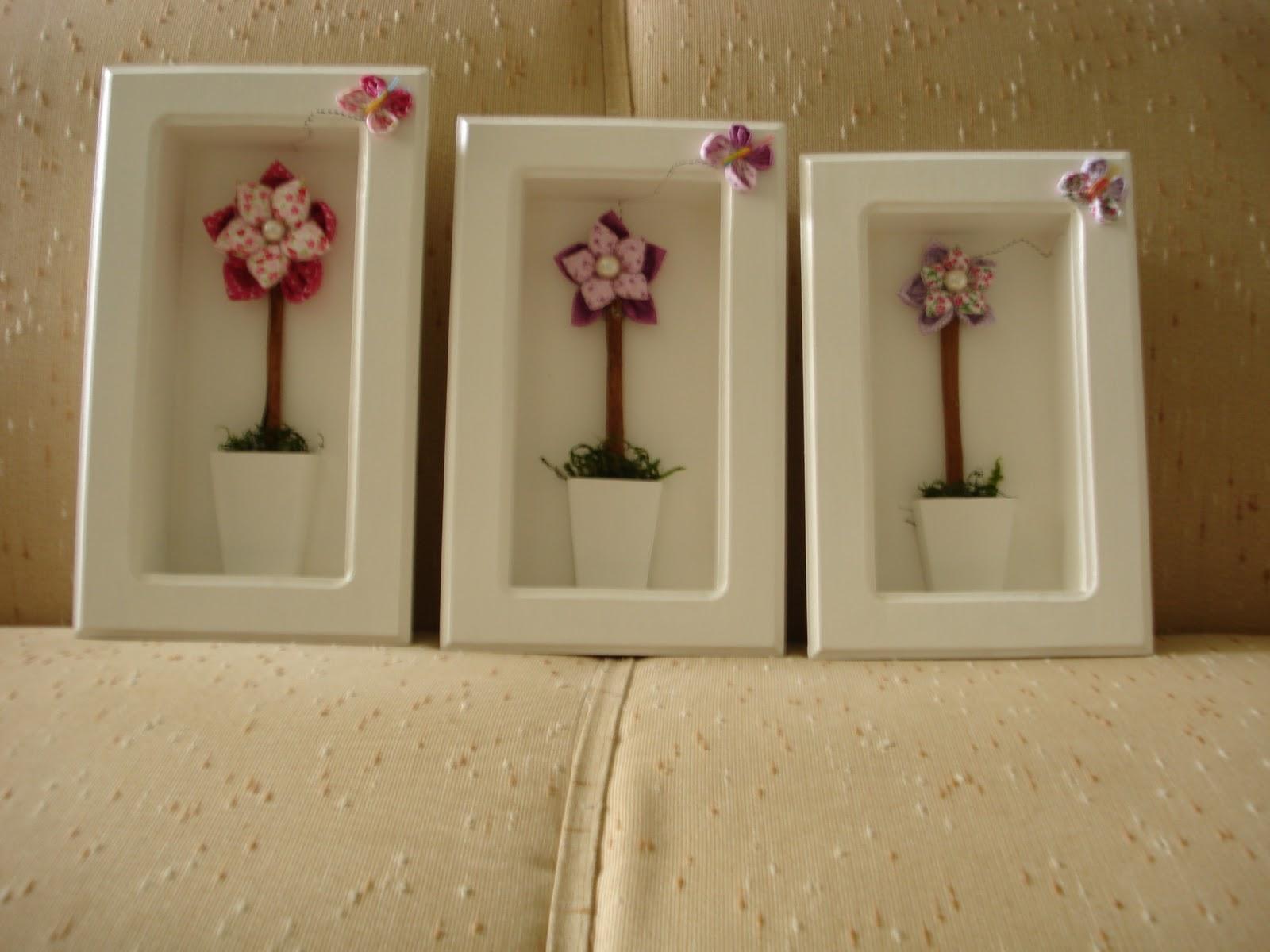 Artesanato Geraldi ~ Artesanato com carinho Quadros de Flores
