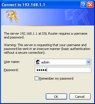 how to turn dhcp on on dodo modem