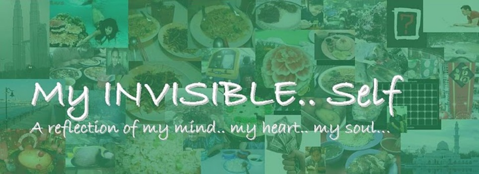 MY INVISIBLE.. SELF