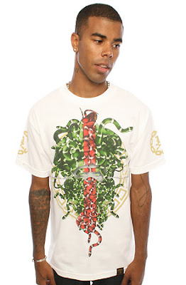 SST08 263 WHTzoom1 Crooks and Castles X DISSZIT!