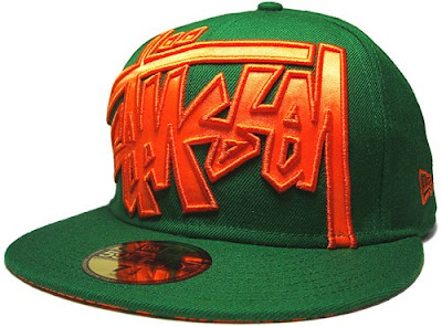 "new era stussy super size fitted New Stussy ""Super Size"" Fitted"