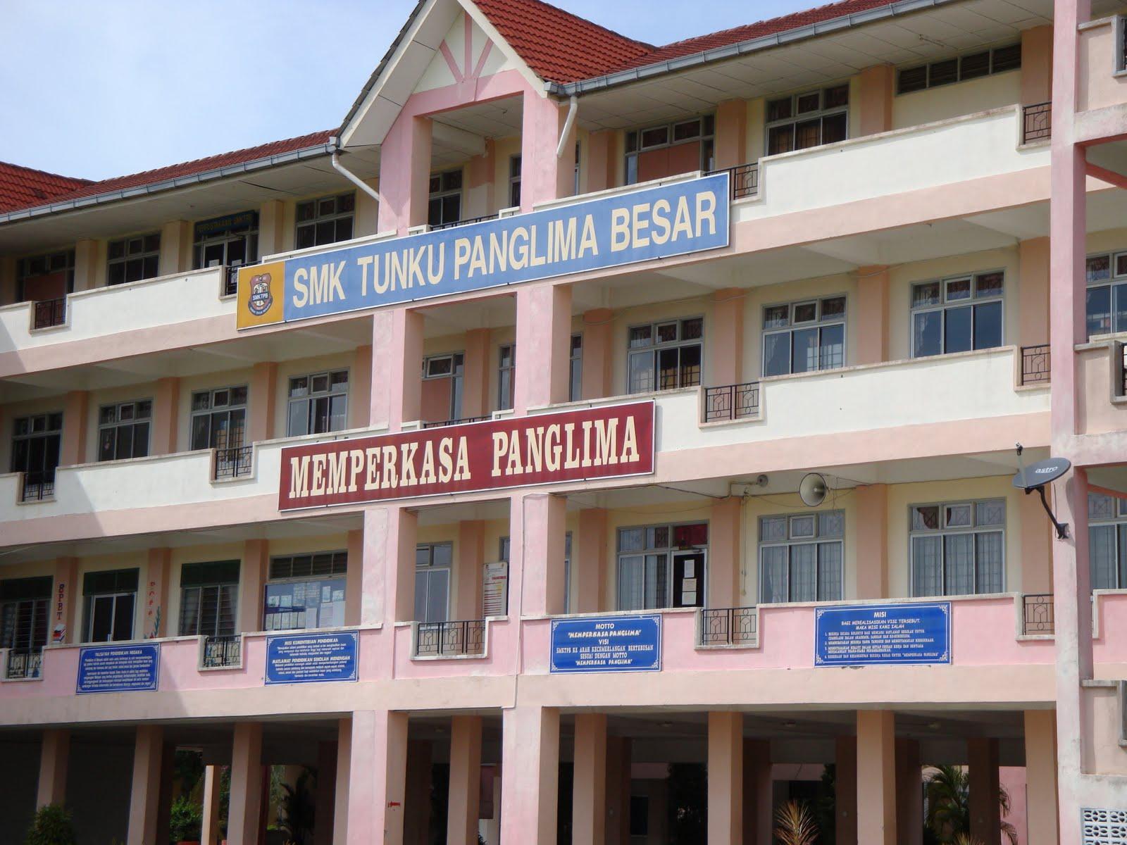 SMK TUNKU PANGLIMA BESAR,KULIM KEDAH.