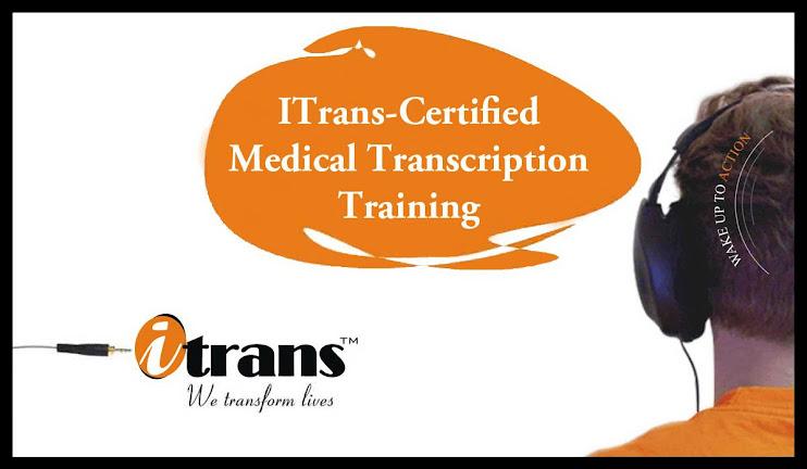 Itrans Medical Transcription Training Programs