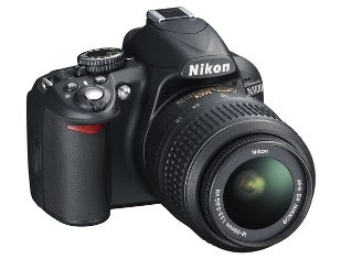 The Nikon D3100 - Read My Story Below