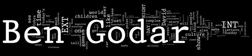 Ben Godar.com