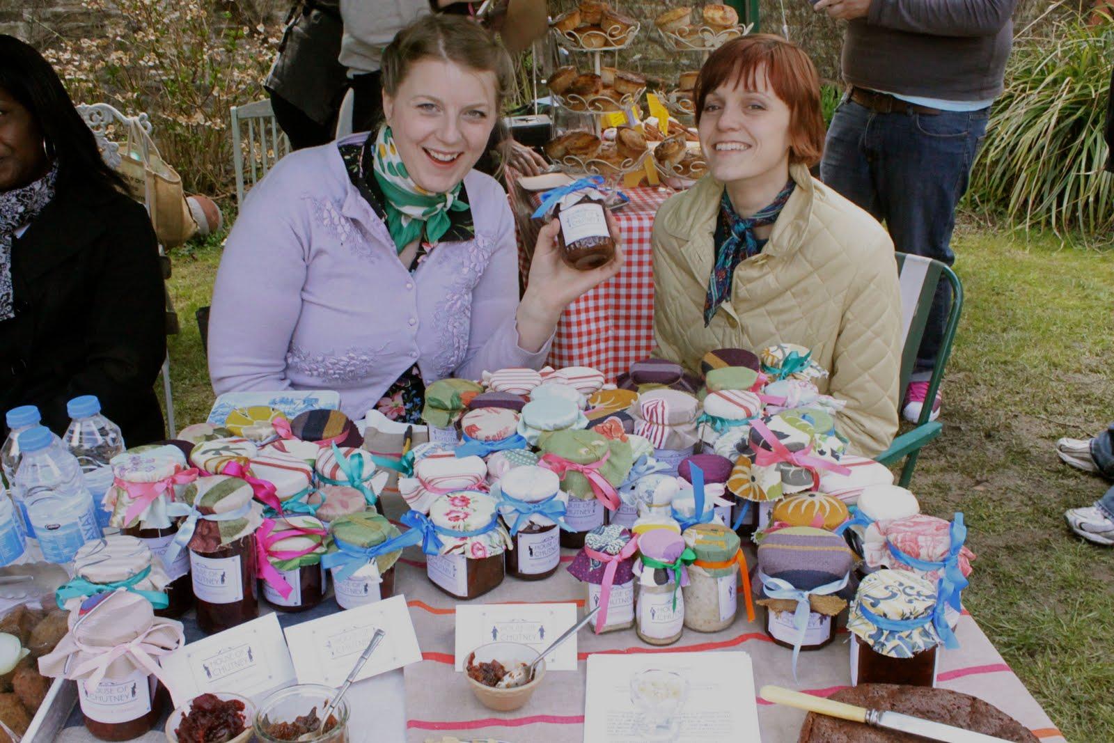 MsMarmiteLover: The Underground Farmers & Craft market in pictures