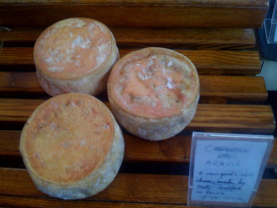 cheese from Langres