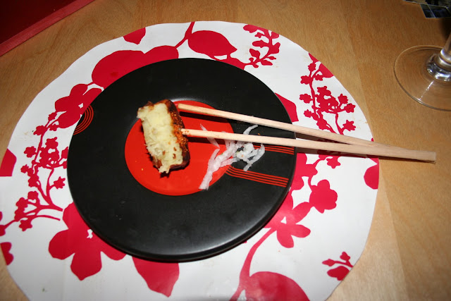 Sushi at Horton Jupiter's supperclub