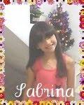 Sabrina Alves.