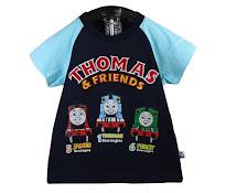 Thomas Blue Black
