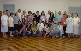 1º Encontro Carisma  2009 - Sta Maria