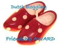 Blogaward van Patries