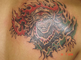 tattoo leak bali design