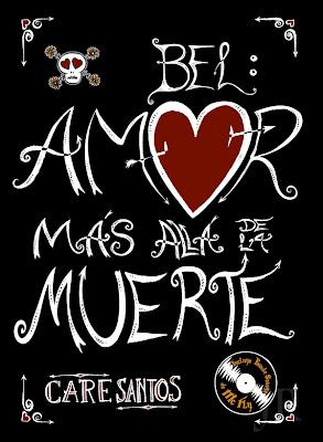 Bel: amor más allá de la muerte, de Care Santos Cubierta_Bel_jr