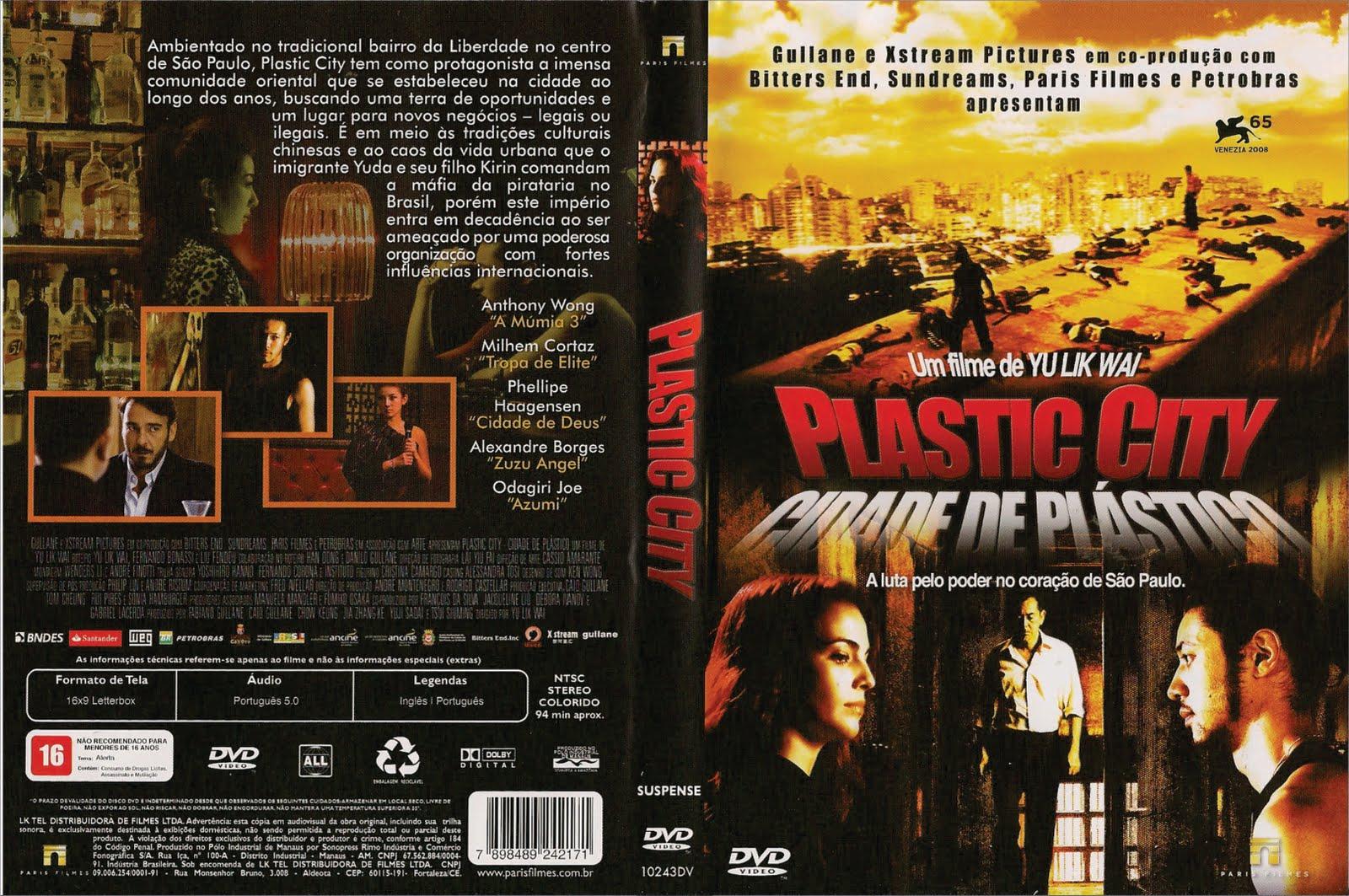 Resultado de imagem para cidade de plástico filme