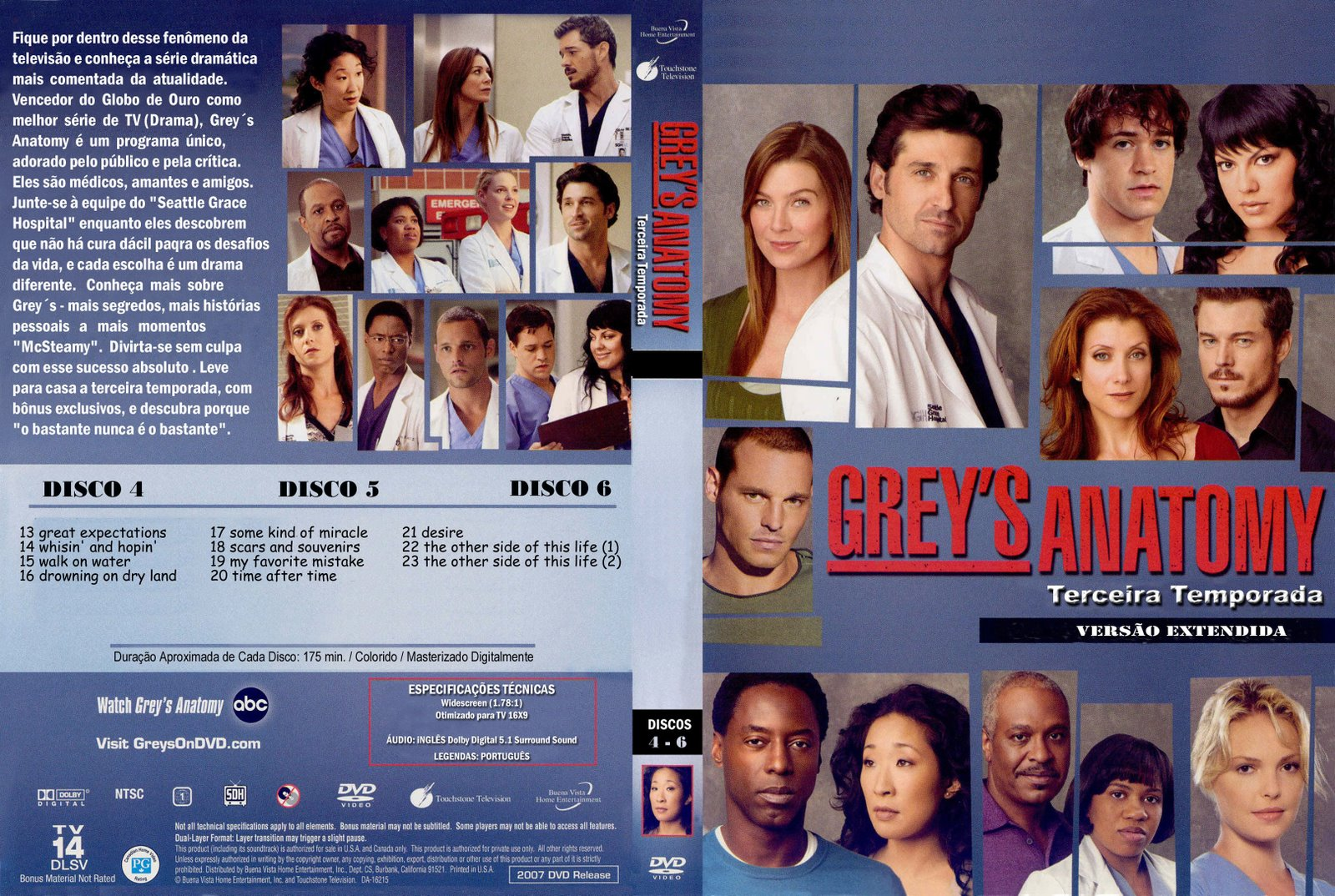 Download Greys Anatomy S03e17 Scaring Angeles