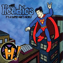 "The Headies - ""It's a Super-Man's World"" CD 2008"