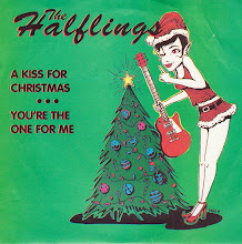 "Halflings - ""A Kiss For Christmas"" 7"""