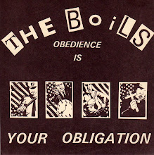 """The Boils/The Goons Split 7"""""""