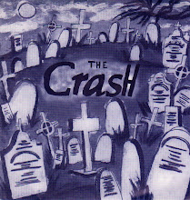"The Crash - ""Gary Put Your Glasses On"" 7"""
