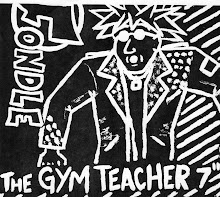 "Fondle - ""The Gym Teacher"" 7"""