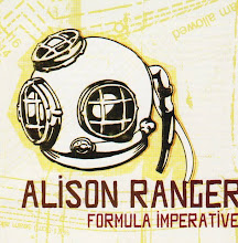 "Alison Ranger - ""Formula Imperative"" CD"