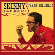 "Skinny Dick Jones - ""Urban Hillbilly"" CD"
