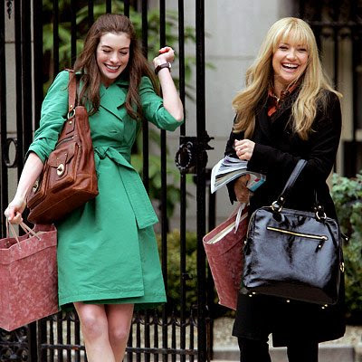 Bride Wars, the super chick flick starring Kate Hudson and Anne Hathaway