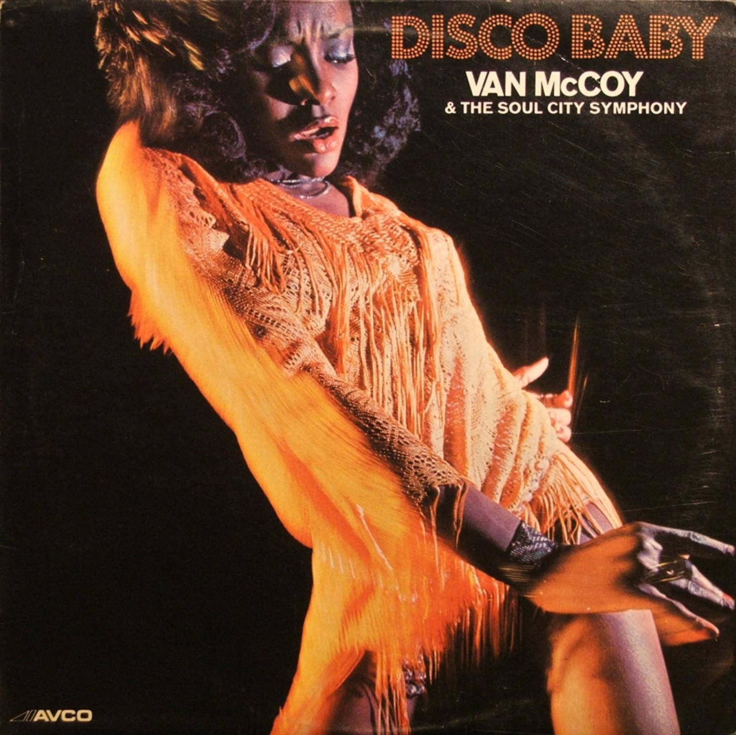 Van McCoy The Hustle