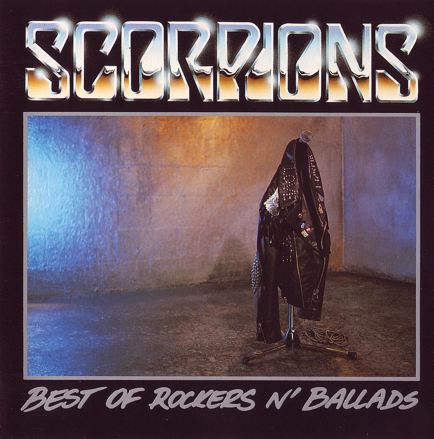 Scorpions Blackout Ceguera Temporal