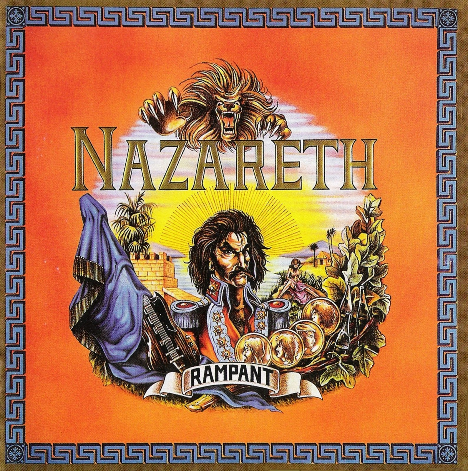 Musicotherapia Nazareth Rampant 1974