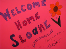 Welcome Home Sloane!