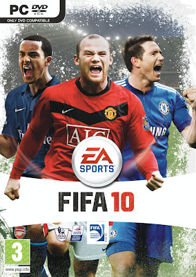 Categoria esporte, Capa Download FIFA 10 (PC) (Full Rip)