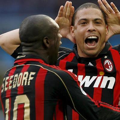 Ronaldo - Inter vs AC Milan