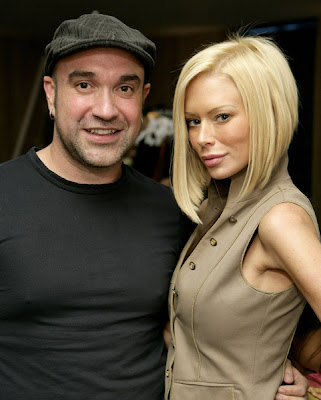 Designer Octavio Carlin and Jenna Jameson photo
