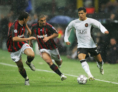 AC Milan vs. Manchester United
