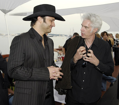 Robert Rodriguez, Jim Jarmusch