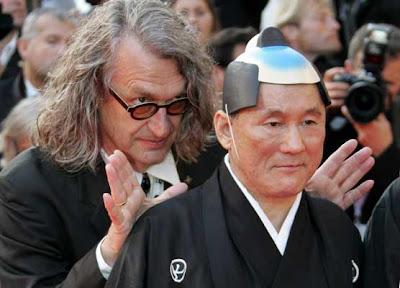Wim Wenders, Takeshi Kitano