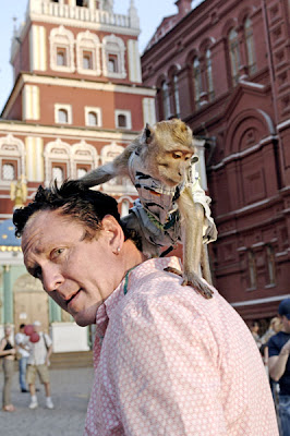Michael Madsen. Moscow