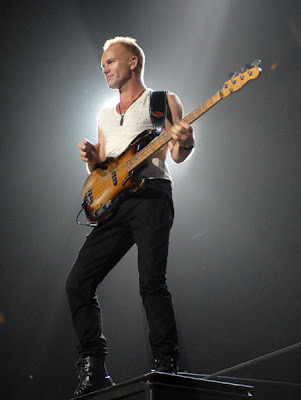 Sting. The Police Tour Opener, Vancouver