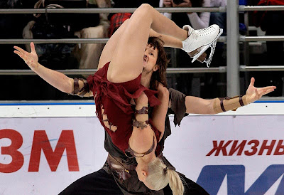 figure skating funny photo