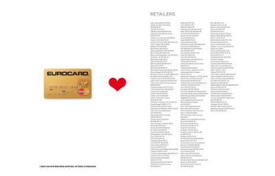 Eurocard Advertising