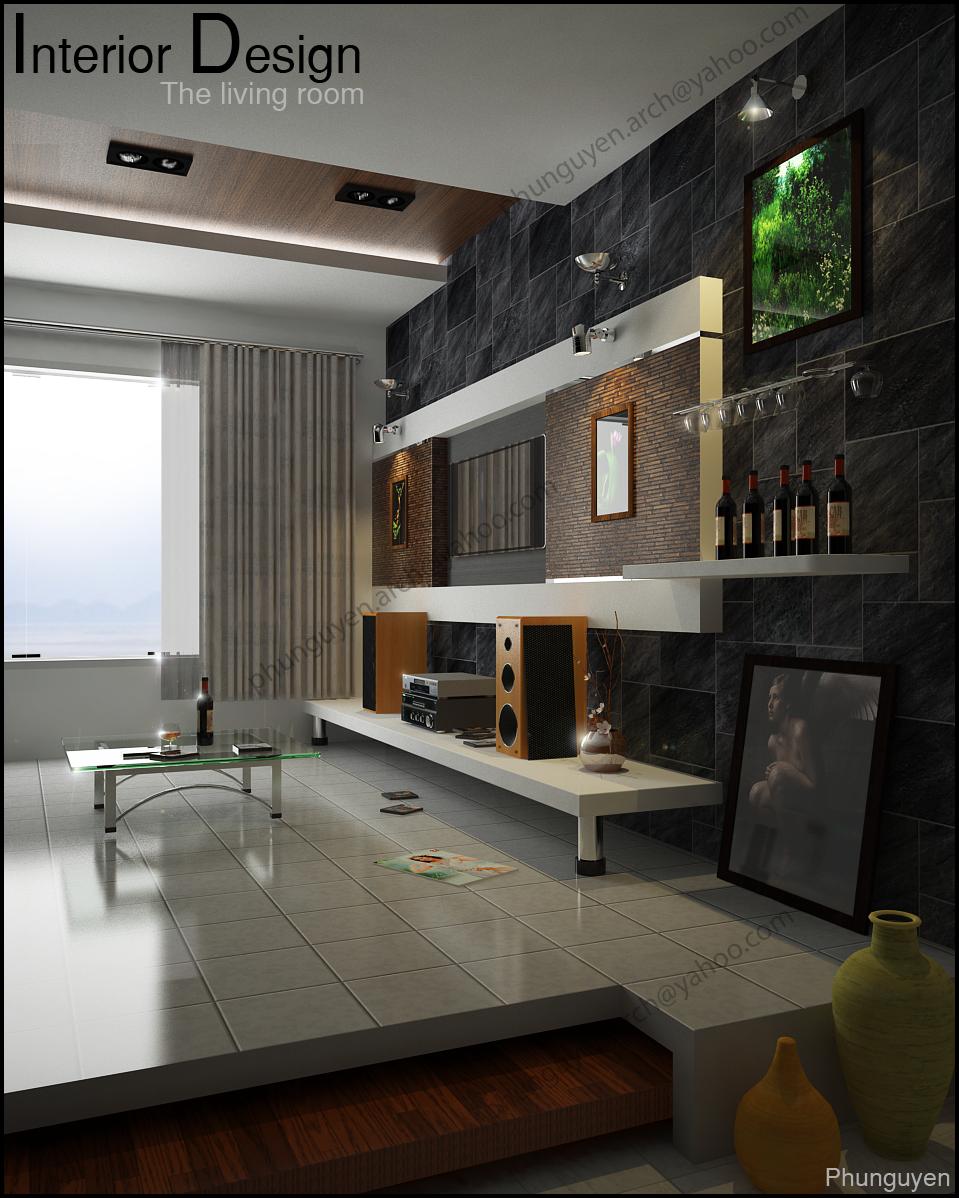 PhunguyenVFS | Gallery Living+Room