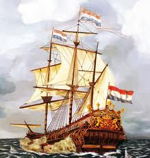 A'dam for Kids: VOC Ship