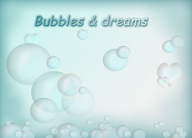 bubbles dreams